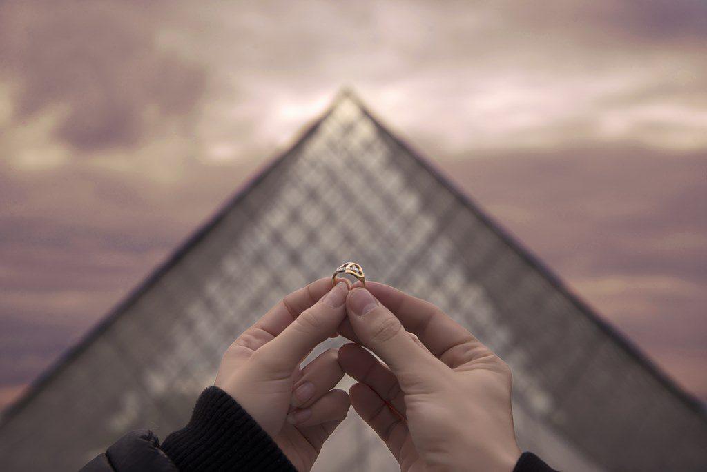 Preboda en París