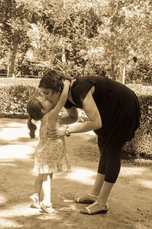 Sesión de fotos con niños