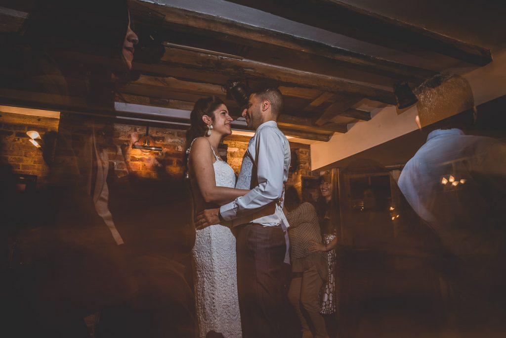 celebración boda UK