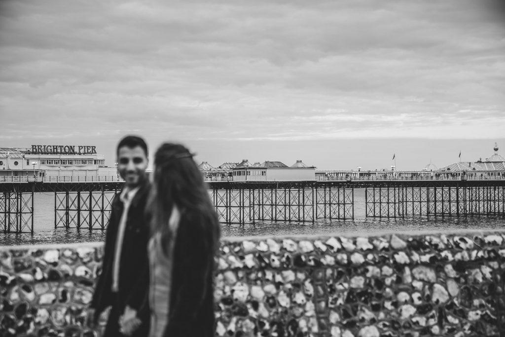 Preboda en Brighton