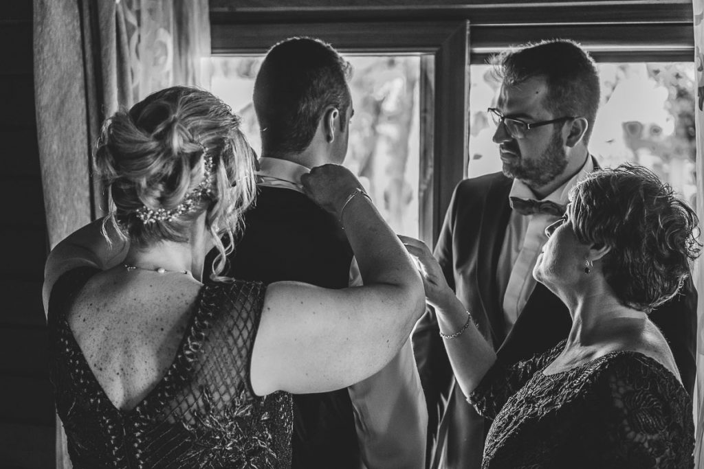 fotos de novio familia