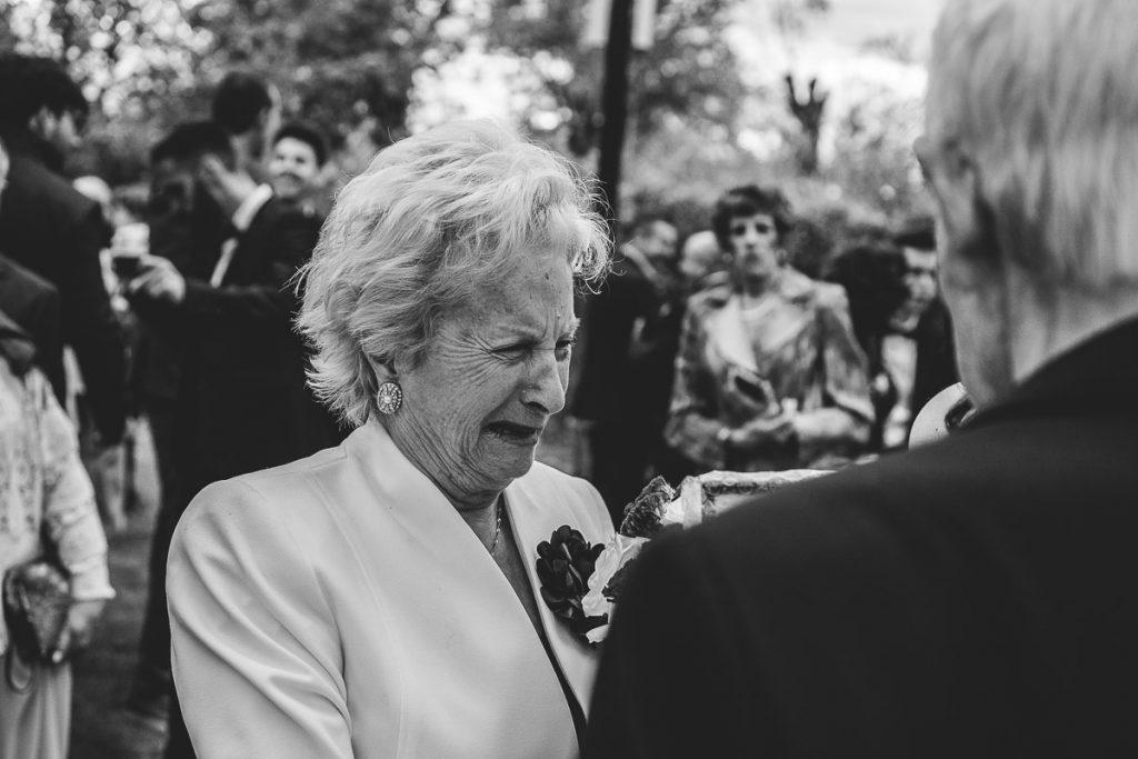fotos de boda abuelos