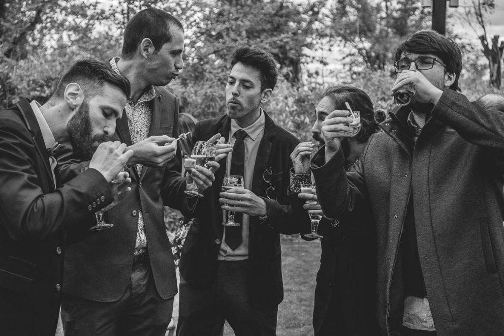 fotos de boda amigos