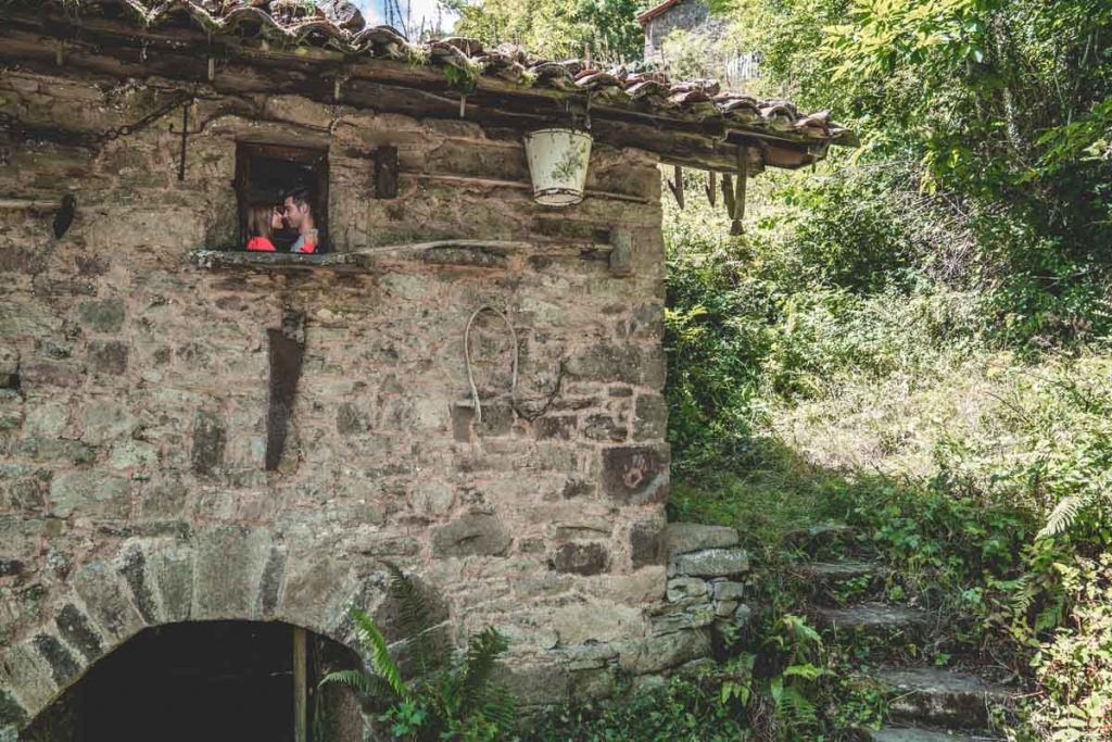 Preboda asturias caravia