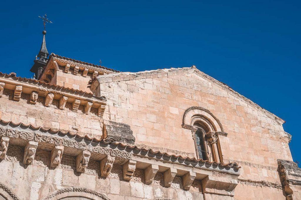 Parroquia de San Millan Segovia
