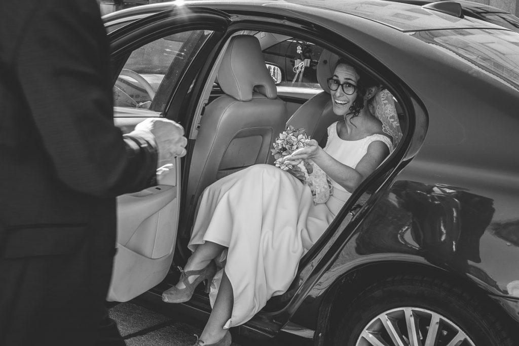 novia en segovia